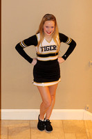 Emma cheer tryout