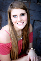 Mackenzie Smith (OE) Senior Portraits