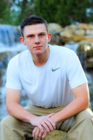 Jackson senior portraits