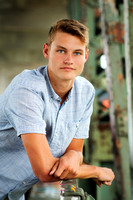 Jake senior portraits