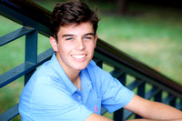 Nick Rockhurst senior portraits